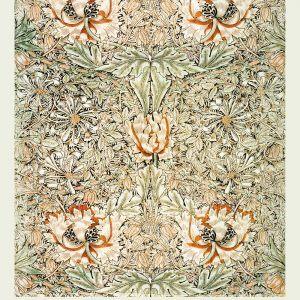 Honeysuckle lll - William Morris kunstplakat