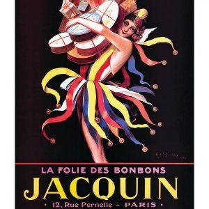 Jacquin - Leonetto Cappiello kunstplakat
