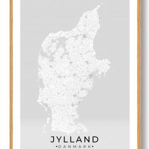 Jylland plakat