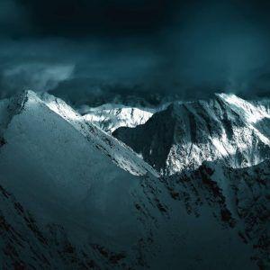 Mountain l - Brian Lichtenstein plakat