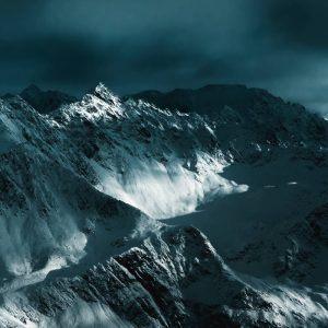 Mountain lll - Brian Lichtenstein plakat