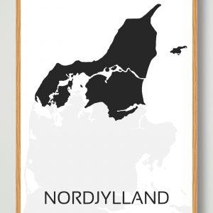 Nordjylland plakat