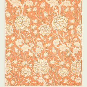 Wild tulip - William Morris kunstplakat